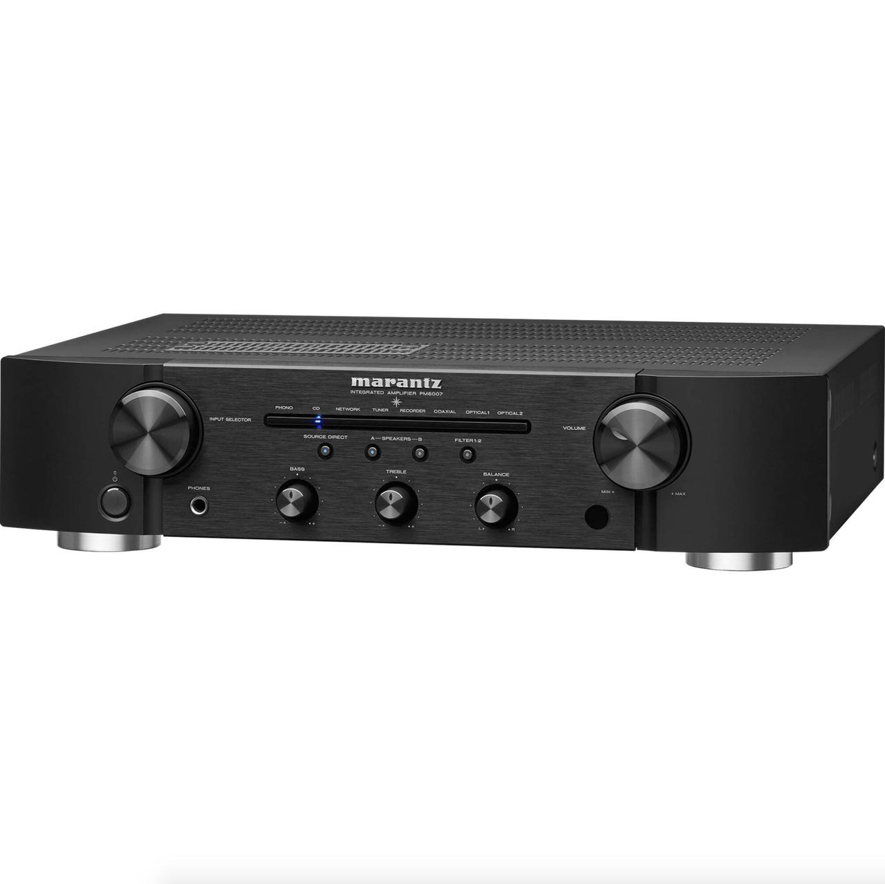 Marantz PM6007 Amplificador integrado Estéreo ( Preto ) 220v