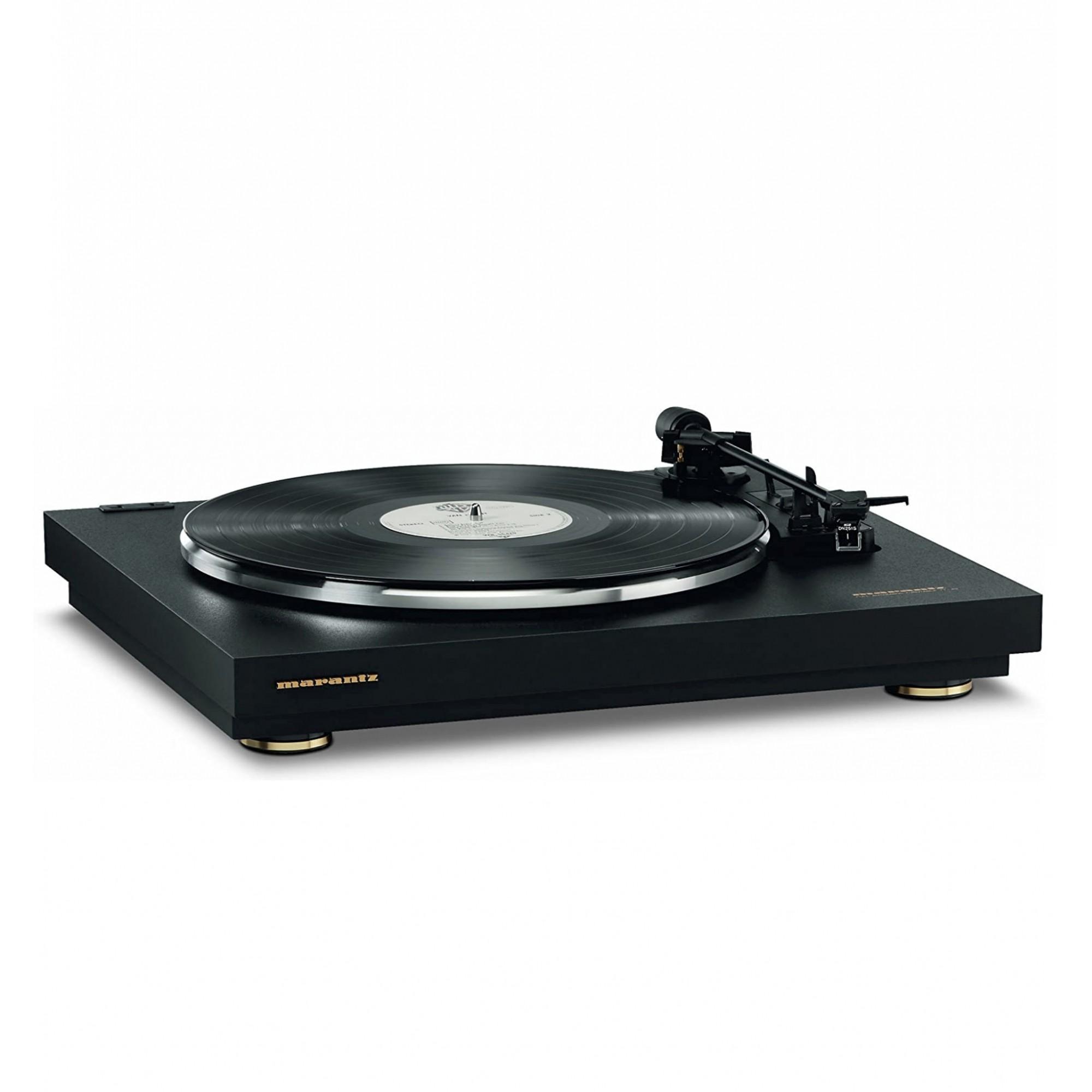 Marantz Tt42p - Toca Disco Vinil Com Amplificador Phono Made in Germany