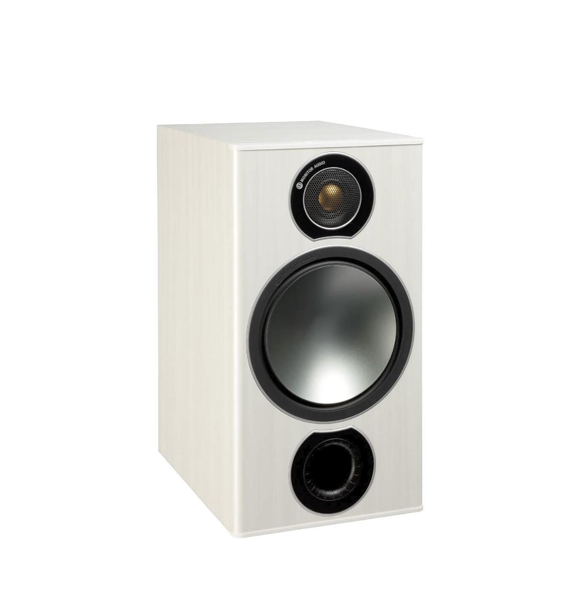 Monitor Audio Bronze 2 Bookshelf ( Par ) Branco
