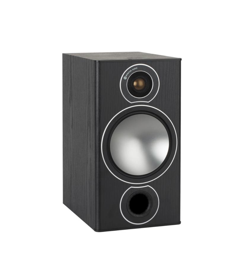 Monitor Audio Bronze 2 Caixa Acústica Preto ( Par)