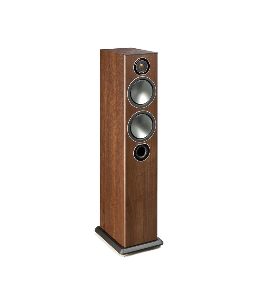 Monitor Audio Bronze 5 Caixa Acústica 120w ( Par )