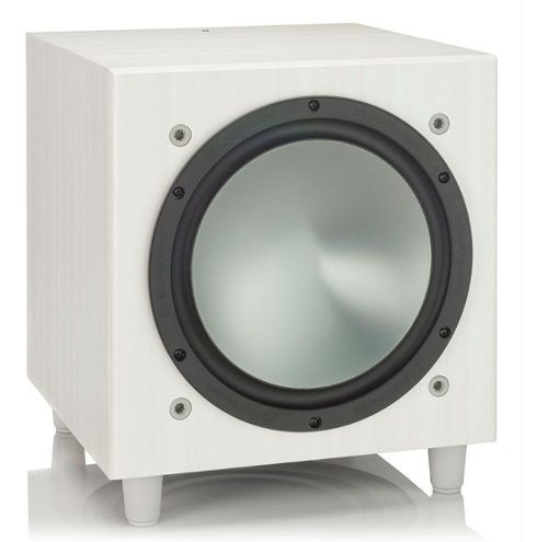 Monitor Audio Bronze W10 Subwoofer Home Theater Bi-volt Branco