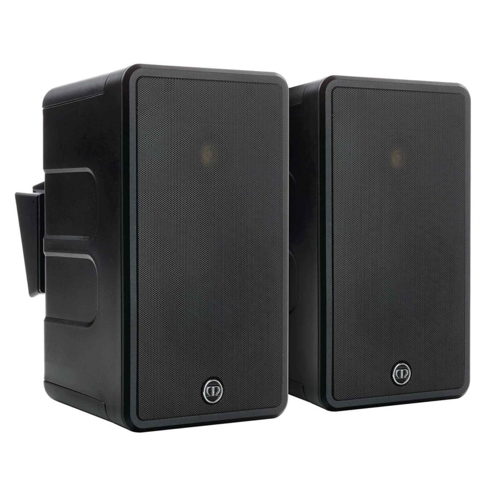 Monitor Audio Climate 60 - Par de caixas acústicas Externas 100w 8 ohms - Preto