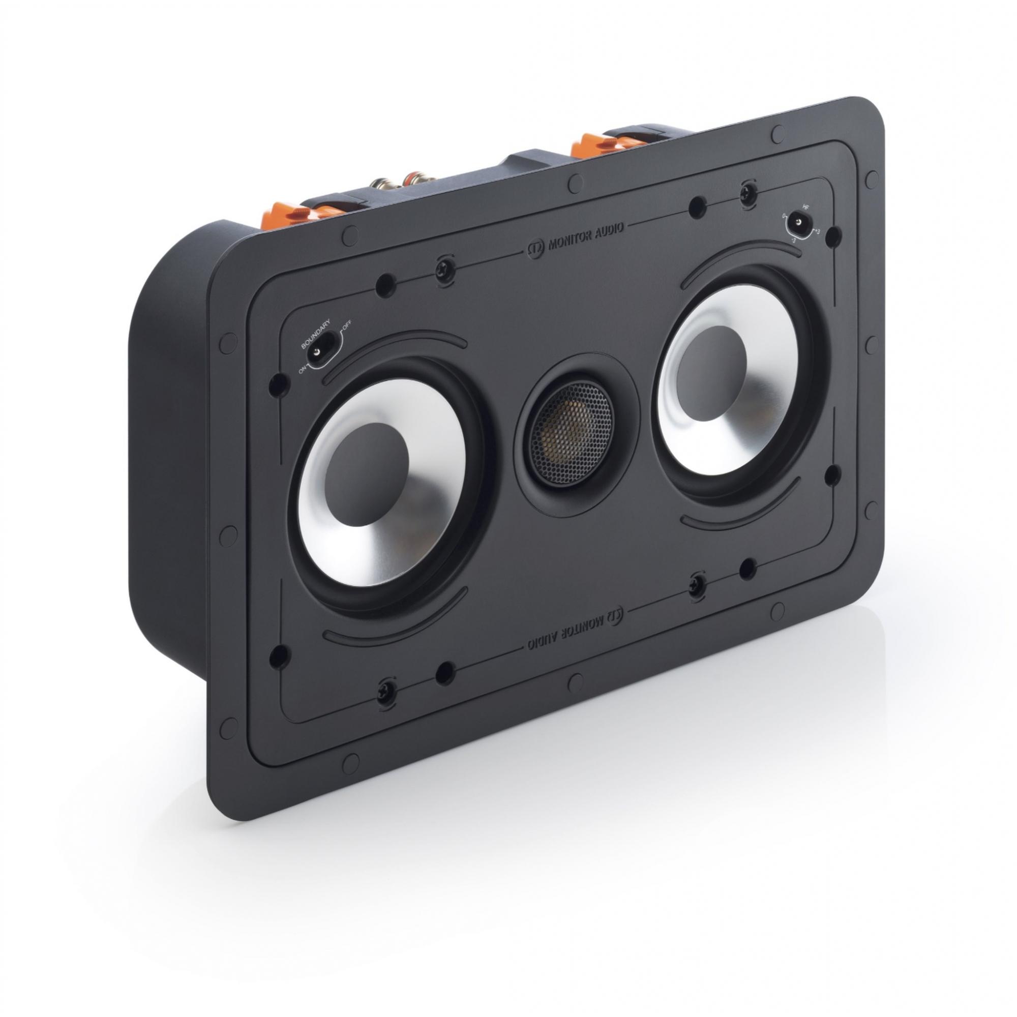 Monitor Audio CP-WT240LCR Caixa Acústica 100W de Embutir em Gesso (Un)