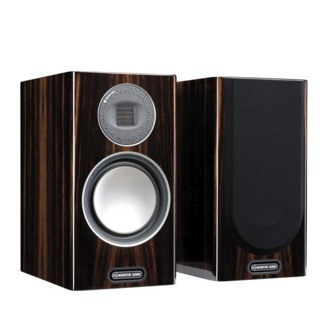 Monitor Audio Gold 100 5G Caixas Acústica 120w Par