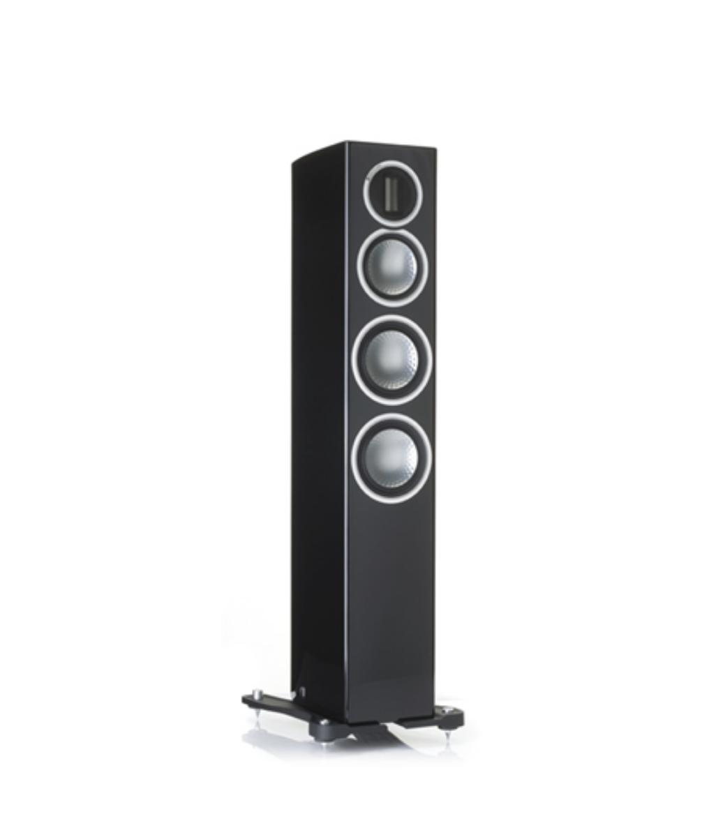 Monitor Audio Gold 200 4G Caixa Acústica Torre Par 150w
