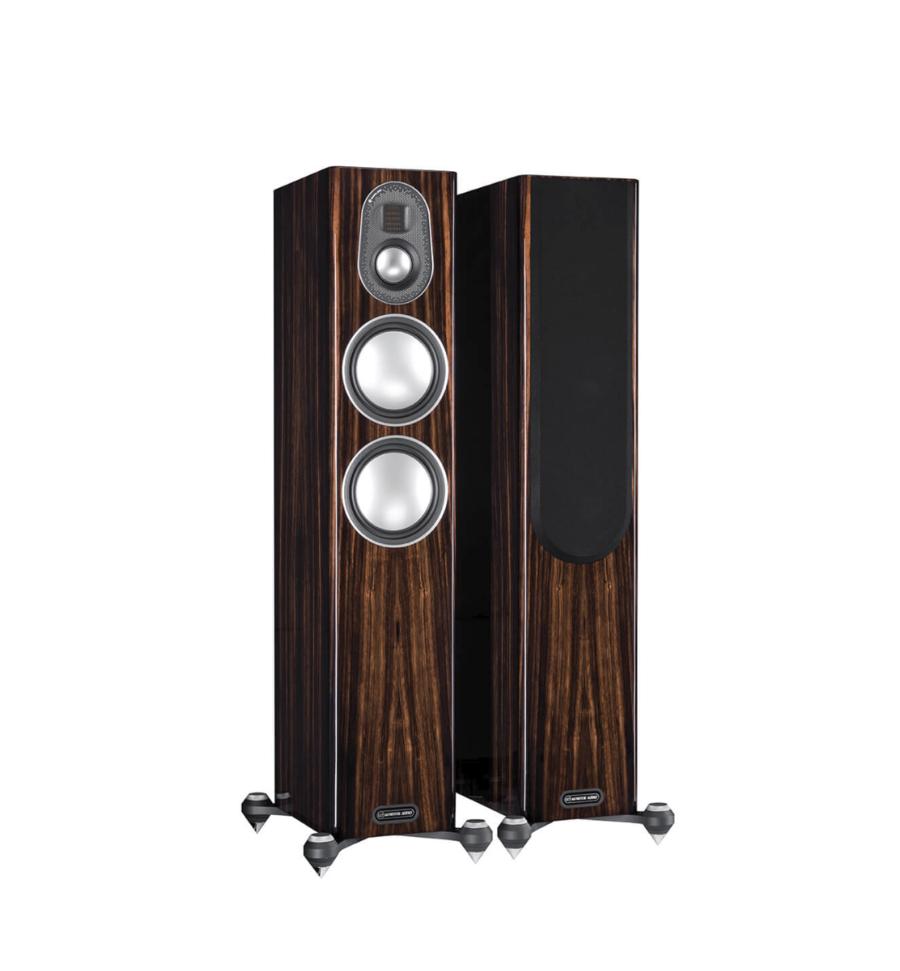 Monitor Audio Gold 200 5G Par Caixa Acústica Torre 200w