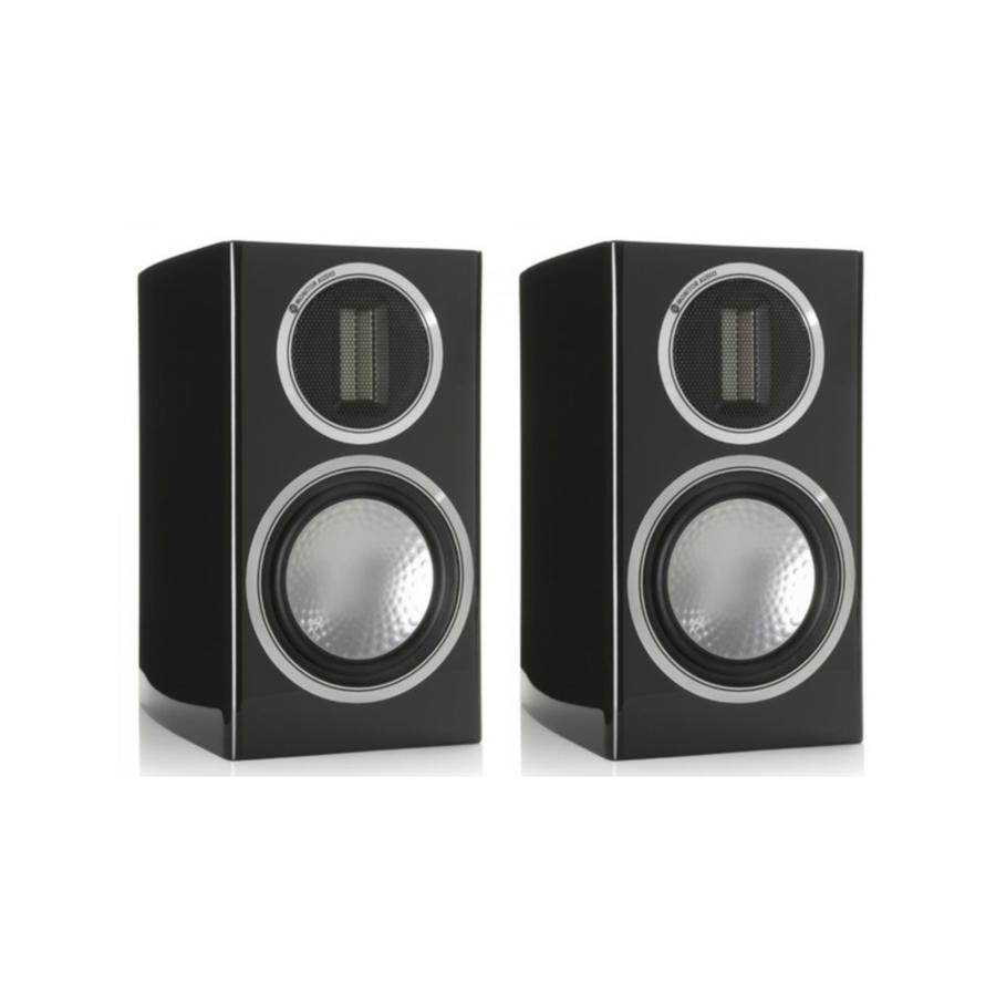 Monitor Audio Gold 50 4G Caixas Acústica Bookshelf 100w Par