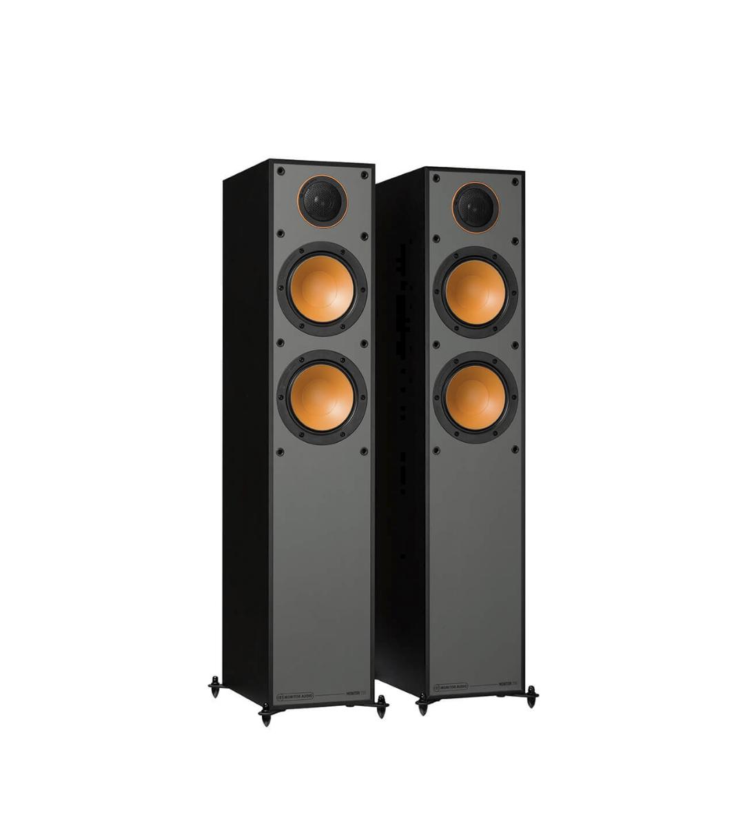 Monitor Audio Monitor 200 Caixas Acústica Torre 120W Par