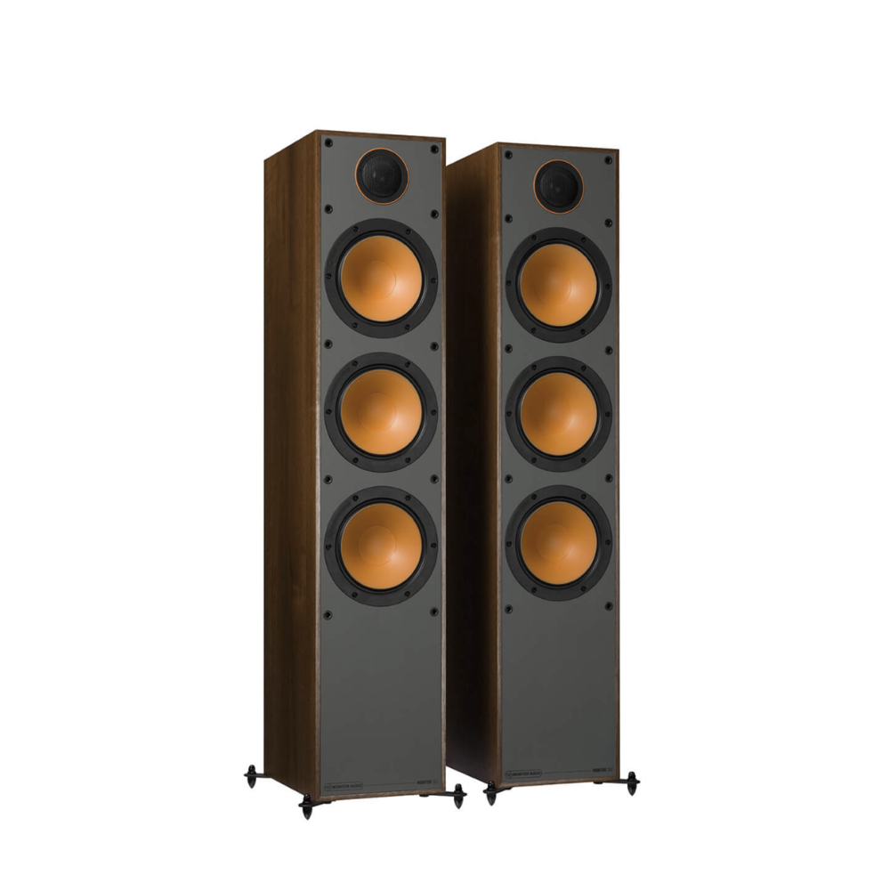 Monitor Audio Monitor 300 Caixas Acústica Torre 150w Par