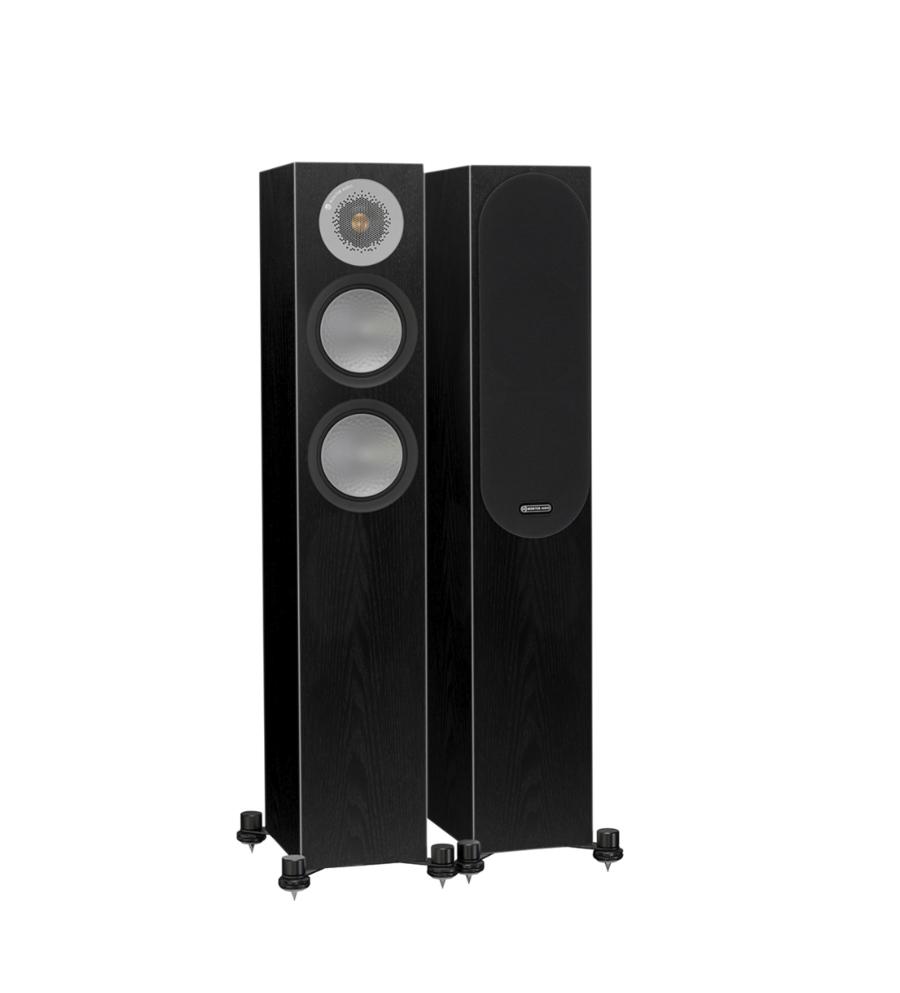 Monitor Audio Silver 200 Par Caixa Acústica Torre 150w