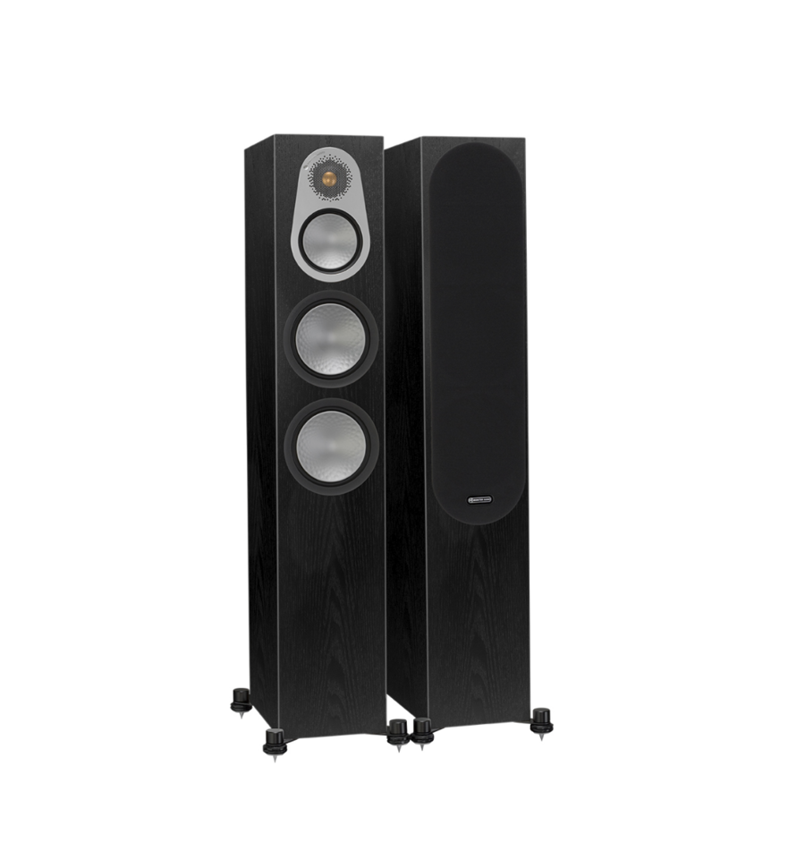 Monitor Audio Silver 300 Caixas Torre 200W ( Par )