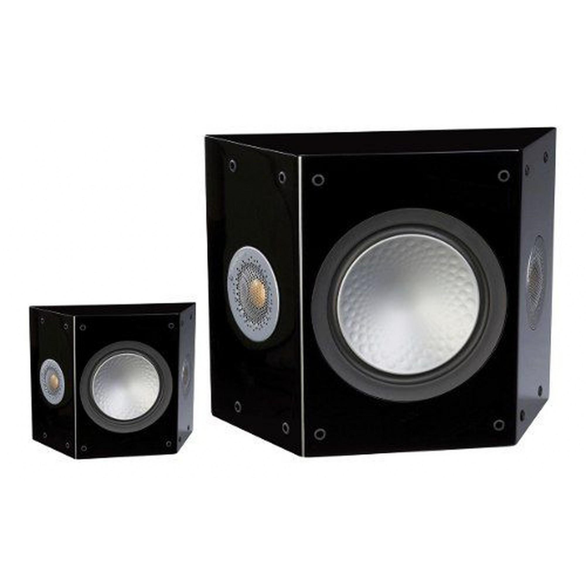 Monitor Audio Silver Fx 6g Surround Black Gloss Par Black Gloss