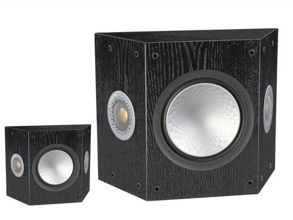 Monitor Audio Silver Fx 6g Caixa Surround  Black Oak Par
