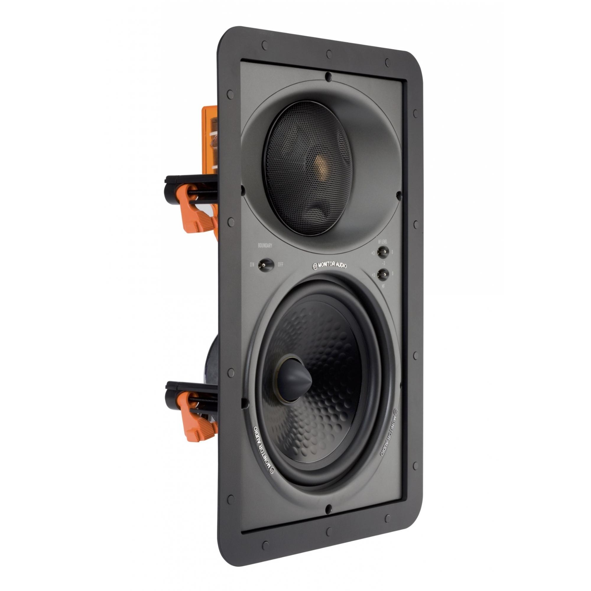 Monitor Audio W380-IDC Caixa Acústica de Embutir em Gesso (Un) - Branco