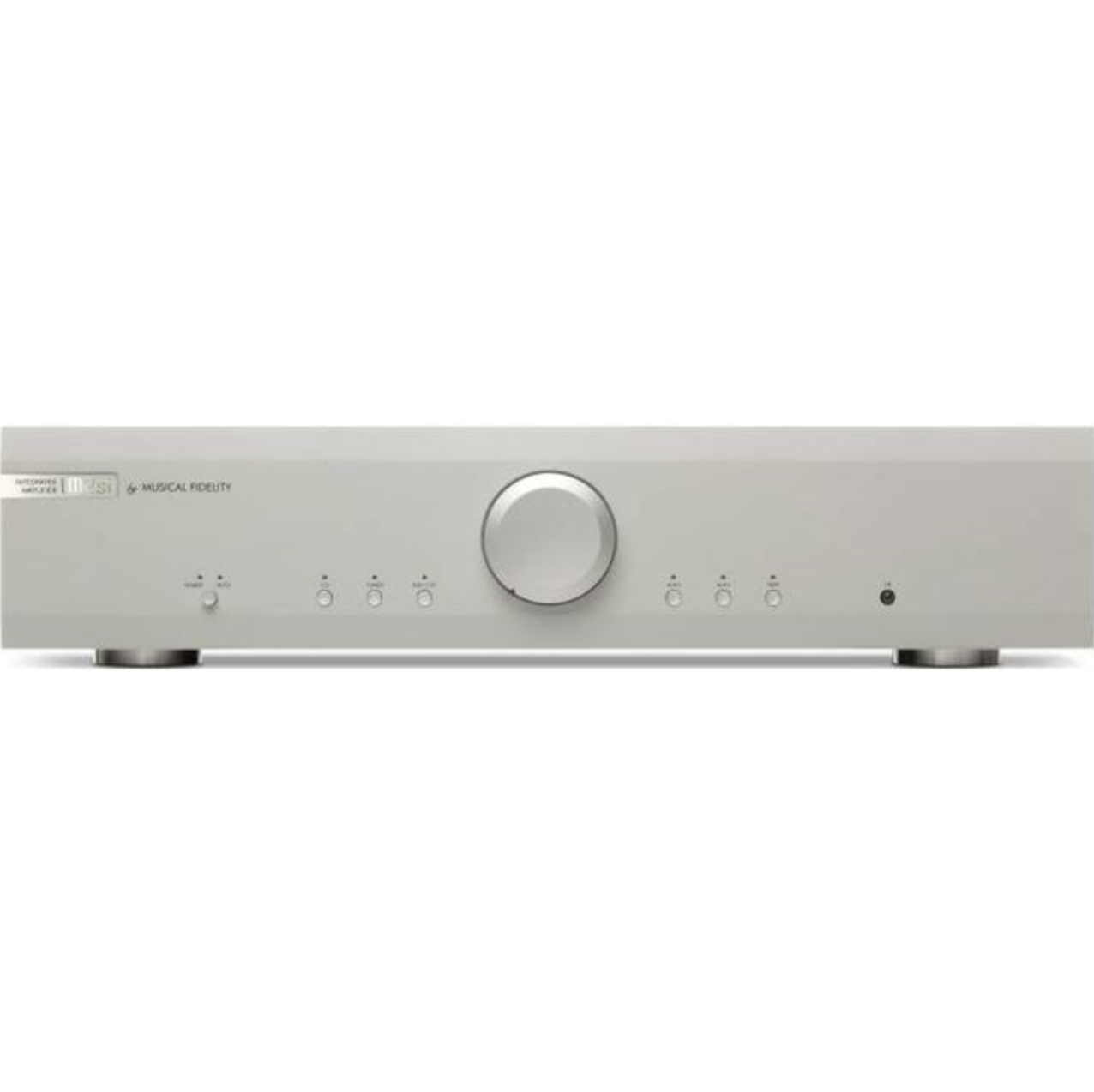 Musical Fidelity M2si Amplificador Integrado Prata 72W