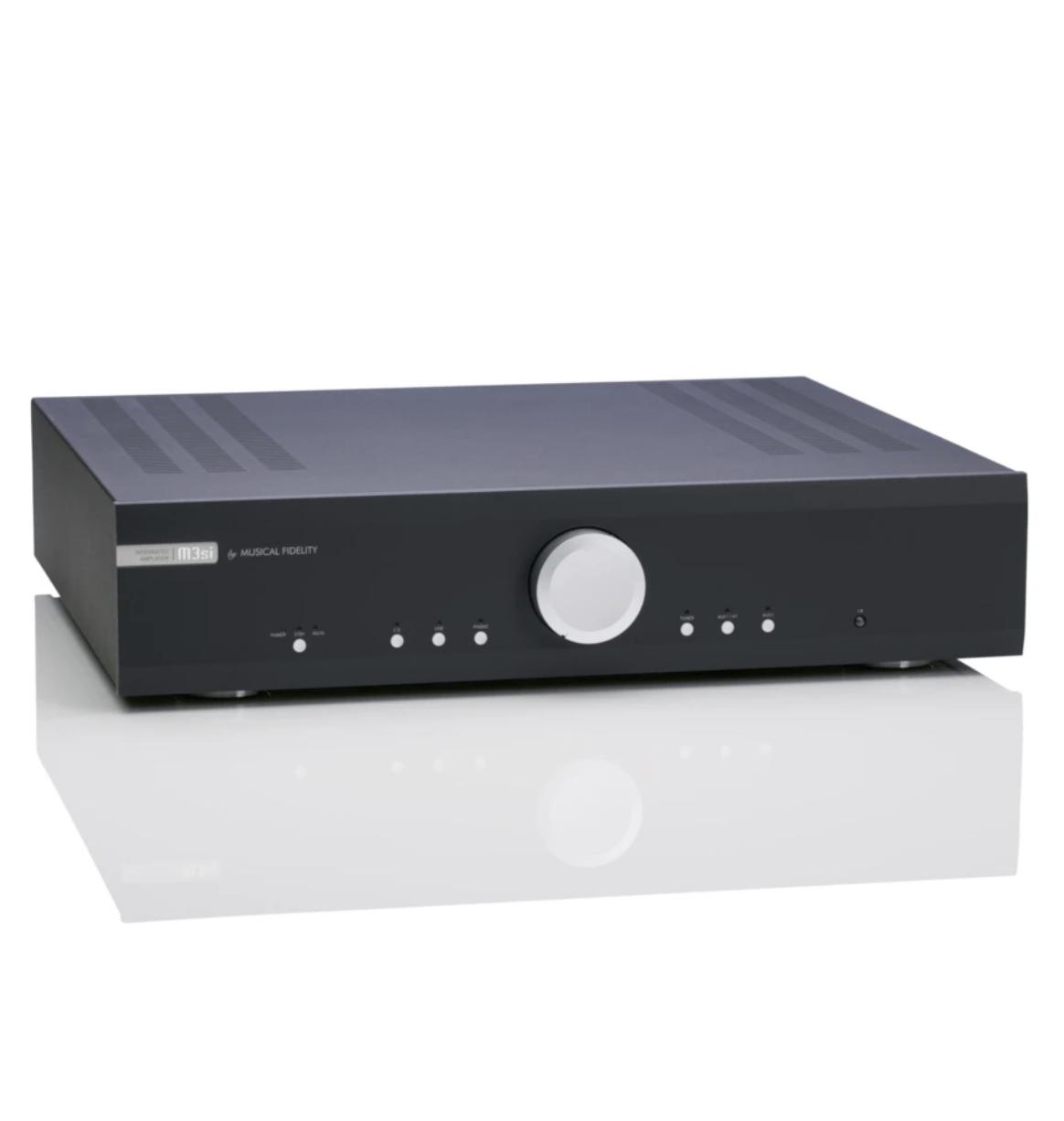 Musical Fidelity M3SI Amplificador Integrado Preto