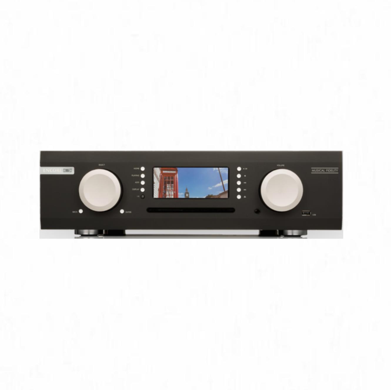 Musical Fidelity M6 ENCORE CONNECT 1 TB Sistema Streaming De Músicas