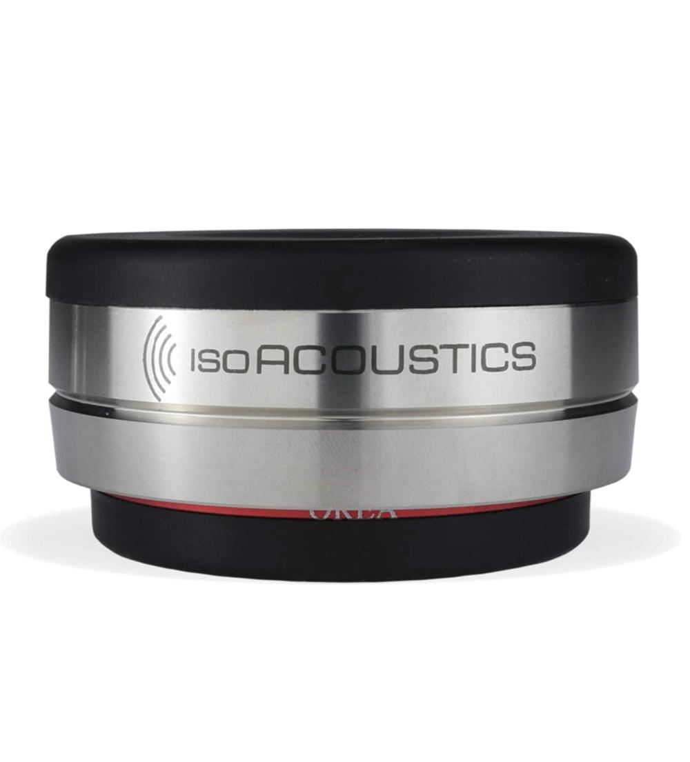 OREA Bordeaux IsoAcoustics Elimina vibrações Para DACs, CD players, Alto-falantes e Toca-Discos  - Unidade