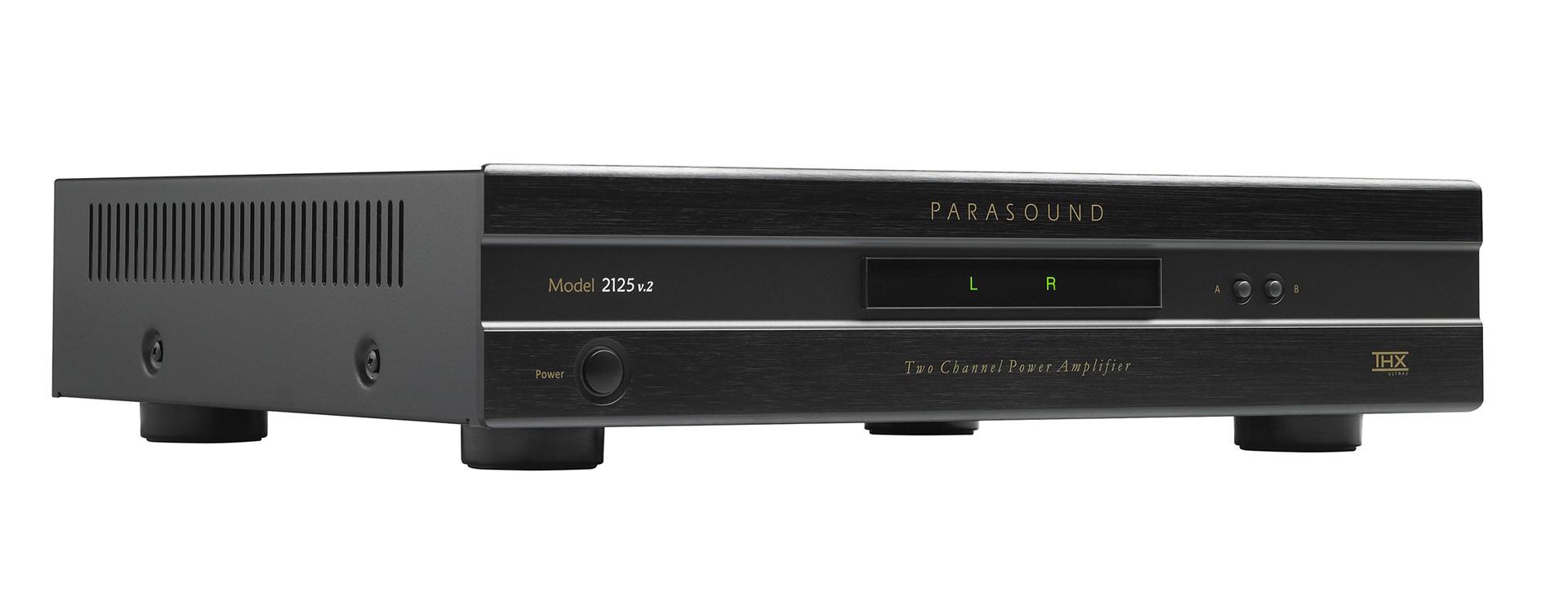 Parasound 2125 v.2 2Ch 150Watts RMS Amplificador