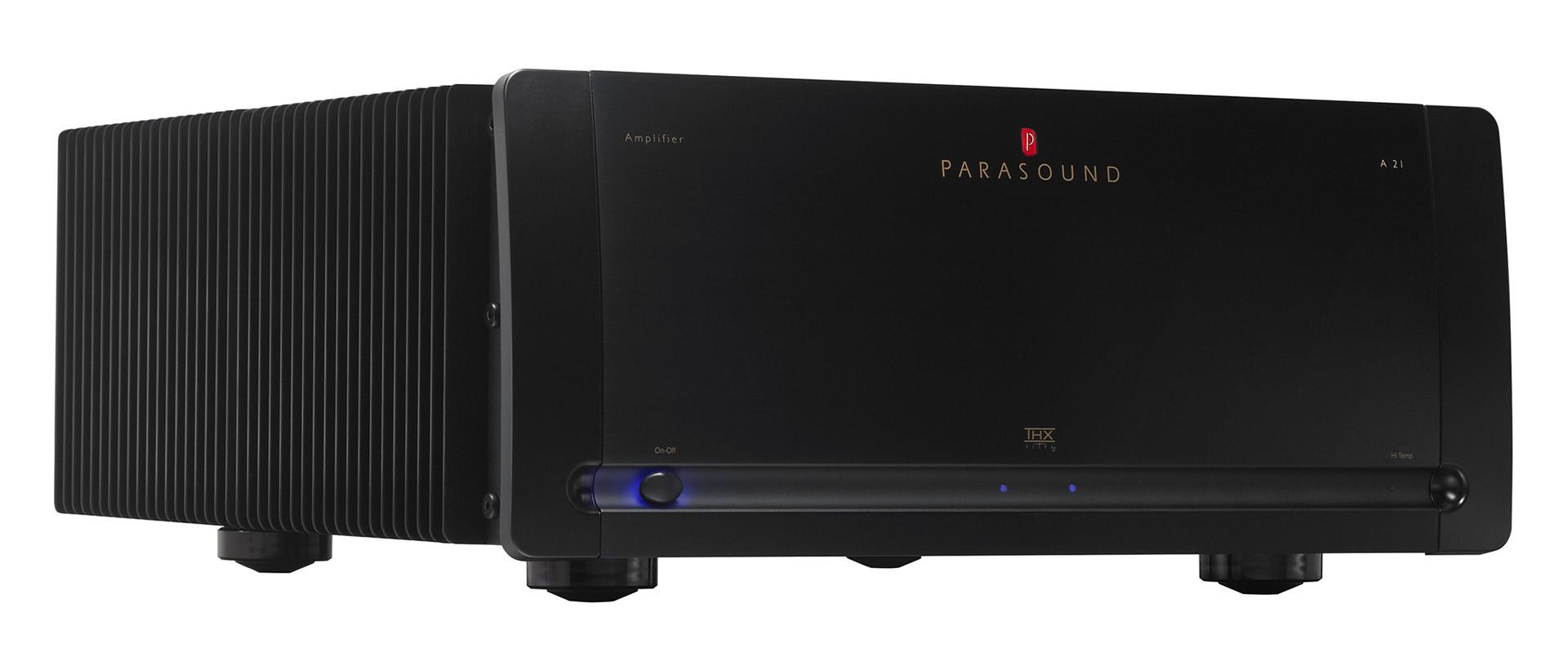 Parasound Halo A21 Amplificador