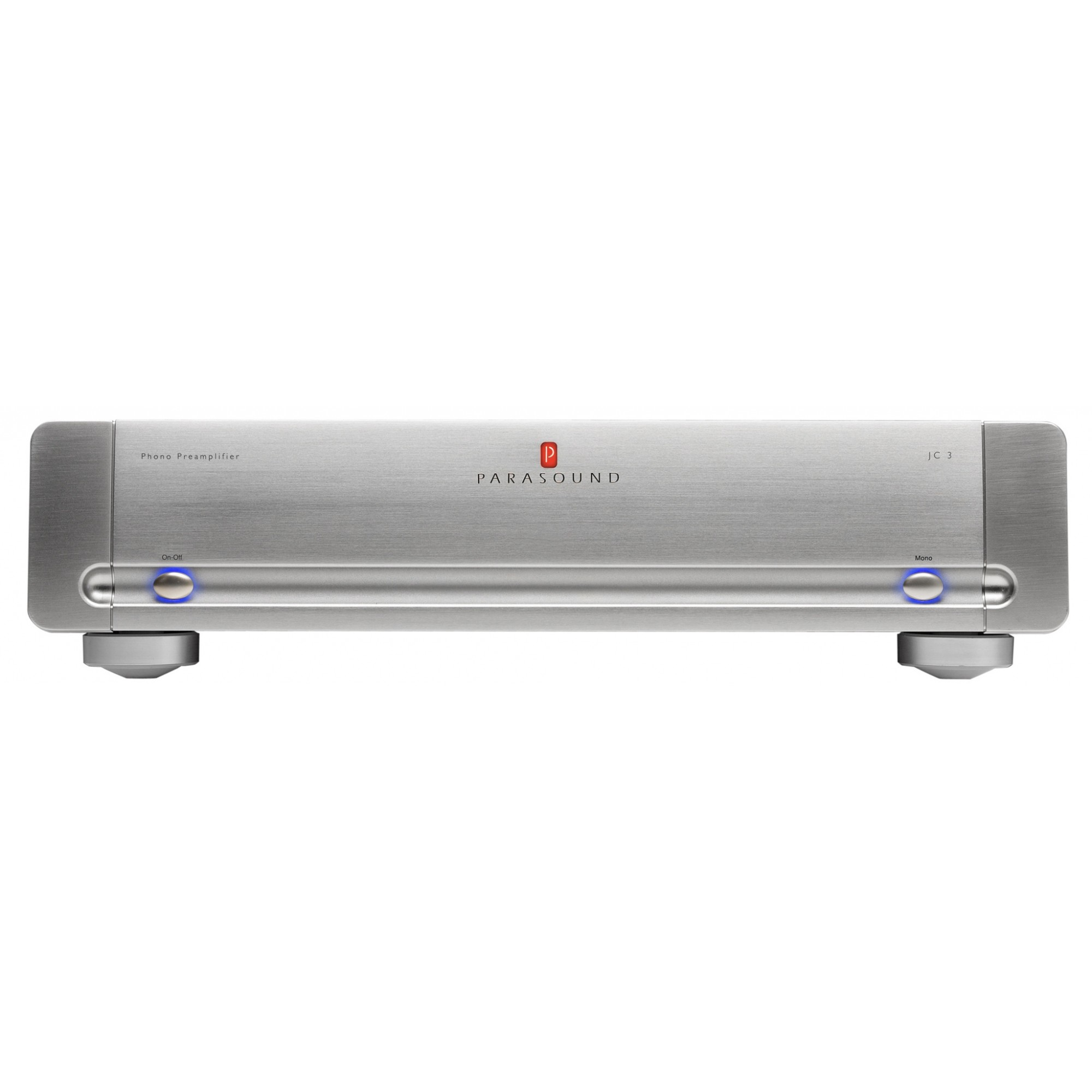 Parasound halo JC 3 Pré Amplificador Phono Silver