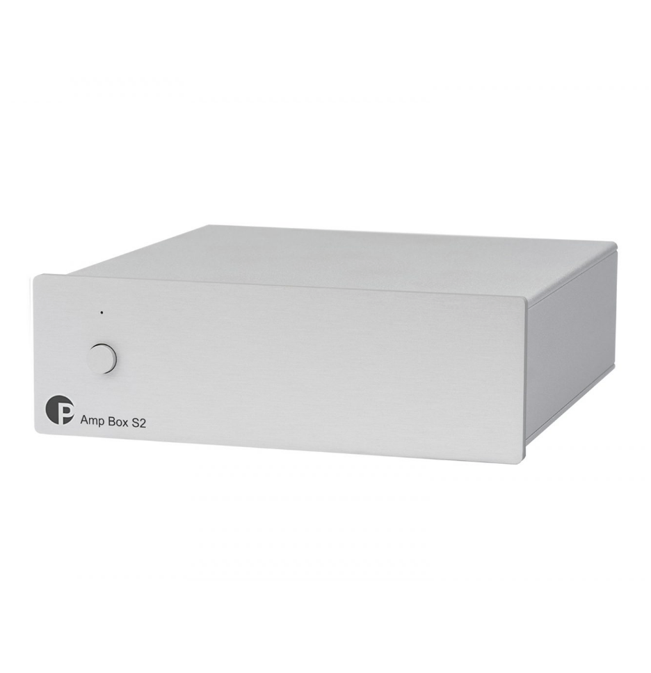 Pro-ject Amp Box S2 Amplificador Estéreo Compacto ( Silver )
