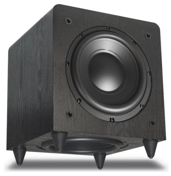 Proficient Audio Protege FS10 Subwoofer Ativo 500W Pico