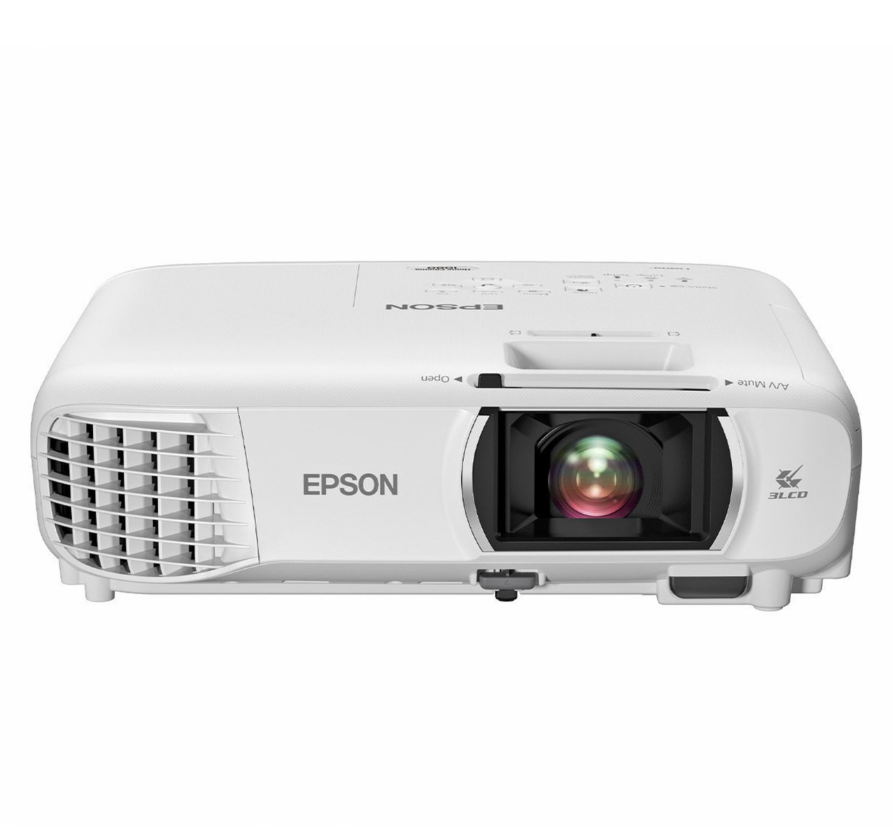 Projetor Epson Home Cinema 1080 - 3400 Lumen Full HD 3LCD 1080p Branco