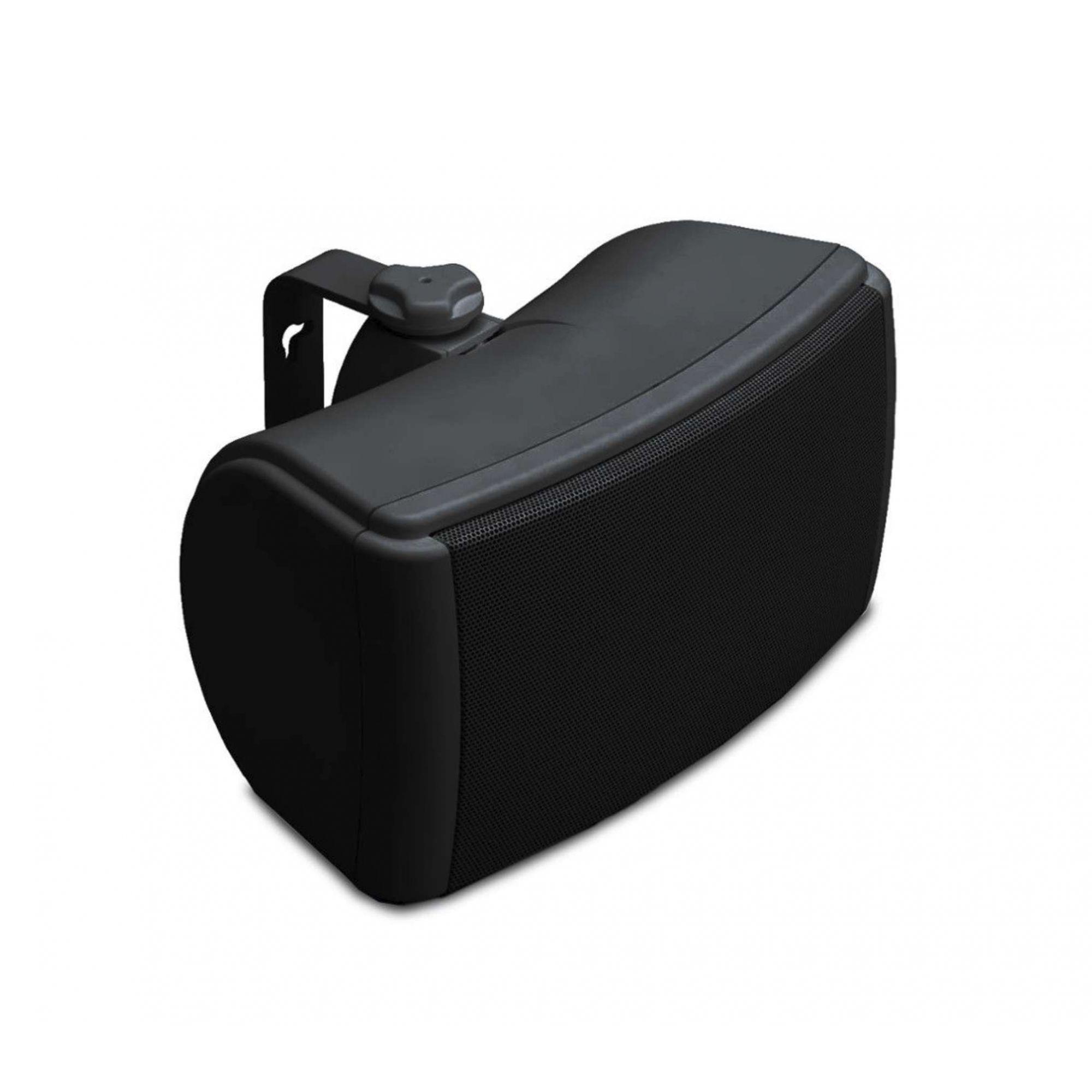 Q Acoustics QI45EW ON-WALL Caixa Acústica externo uma unidade preto