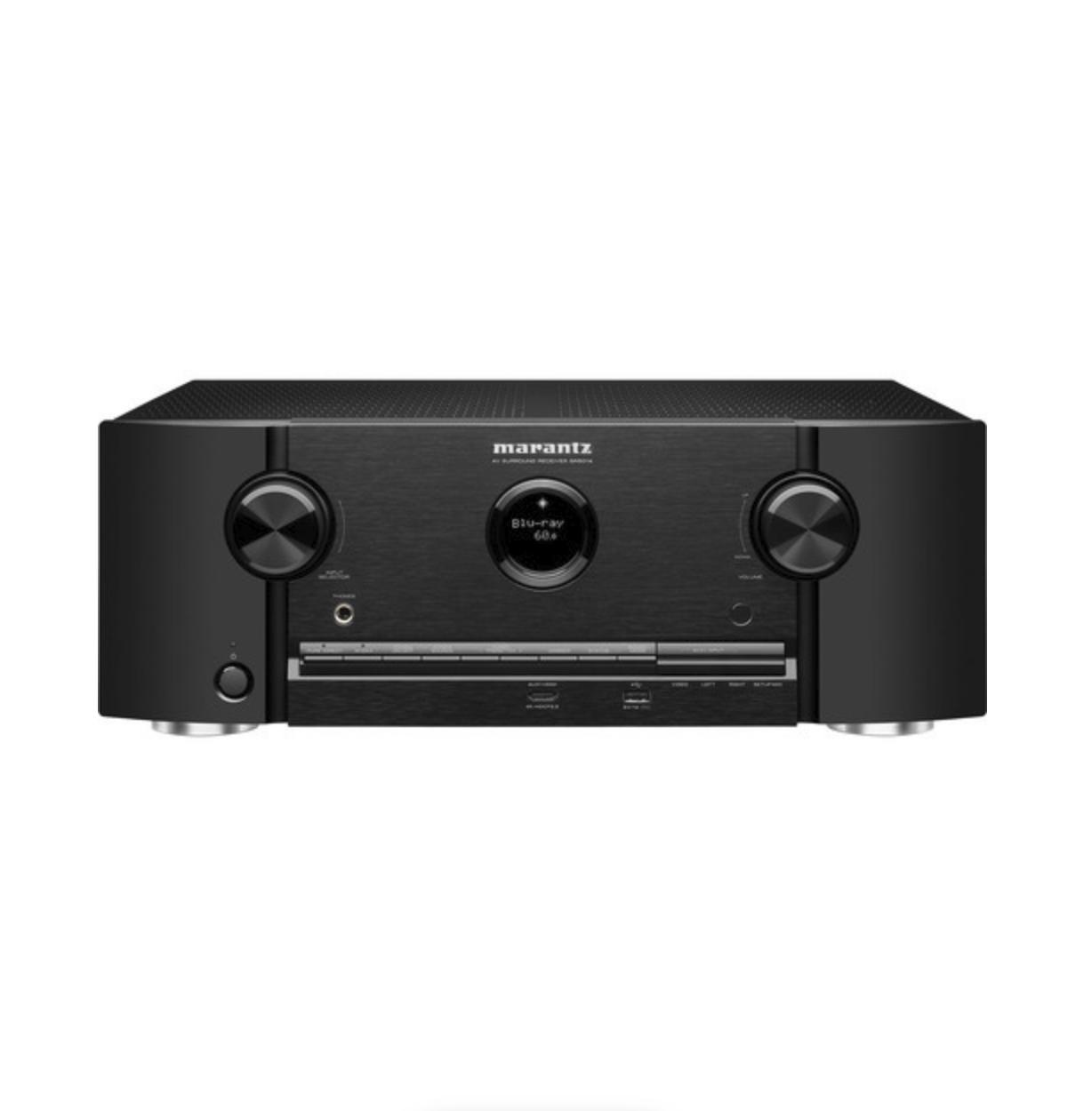 Receiver Marantz Sr5014 Uhd Hdr 4k Dolby Atmos 100w