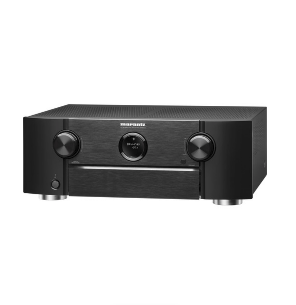 Marantz SR6014 Receiver 9.2 Dolby Atmos Heos AirPlay 2 Siri Alexa Google Assistante Bluetooth Wifi Zona 2 - 110V