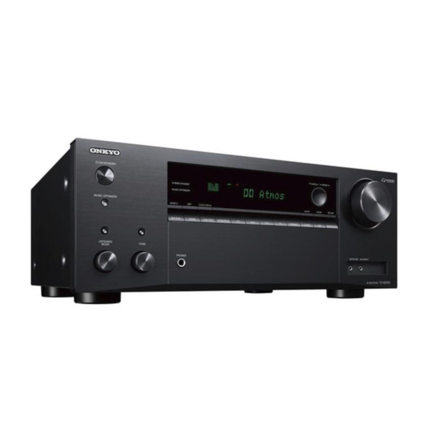 Receiver Onkyo Tx-nr595 Dolby Atmos Dts: X