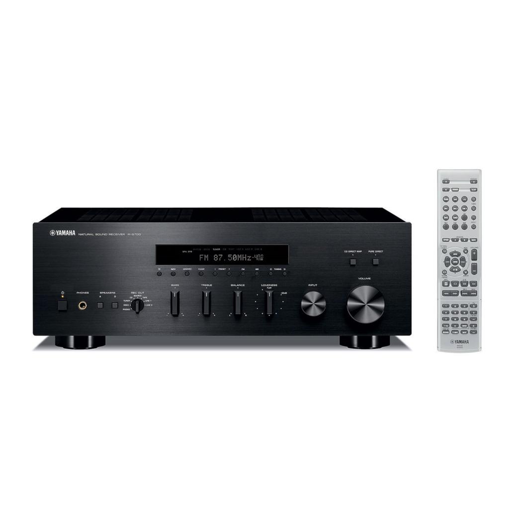 Receiver Yamaha R-s700 Stereo A/b Bivolt 2 Canais 100w