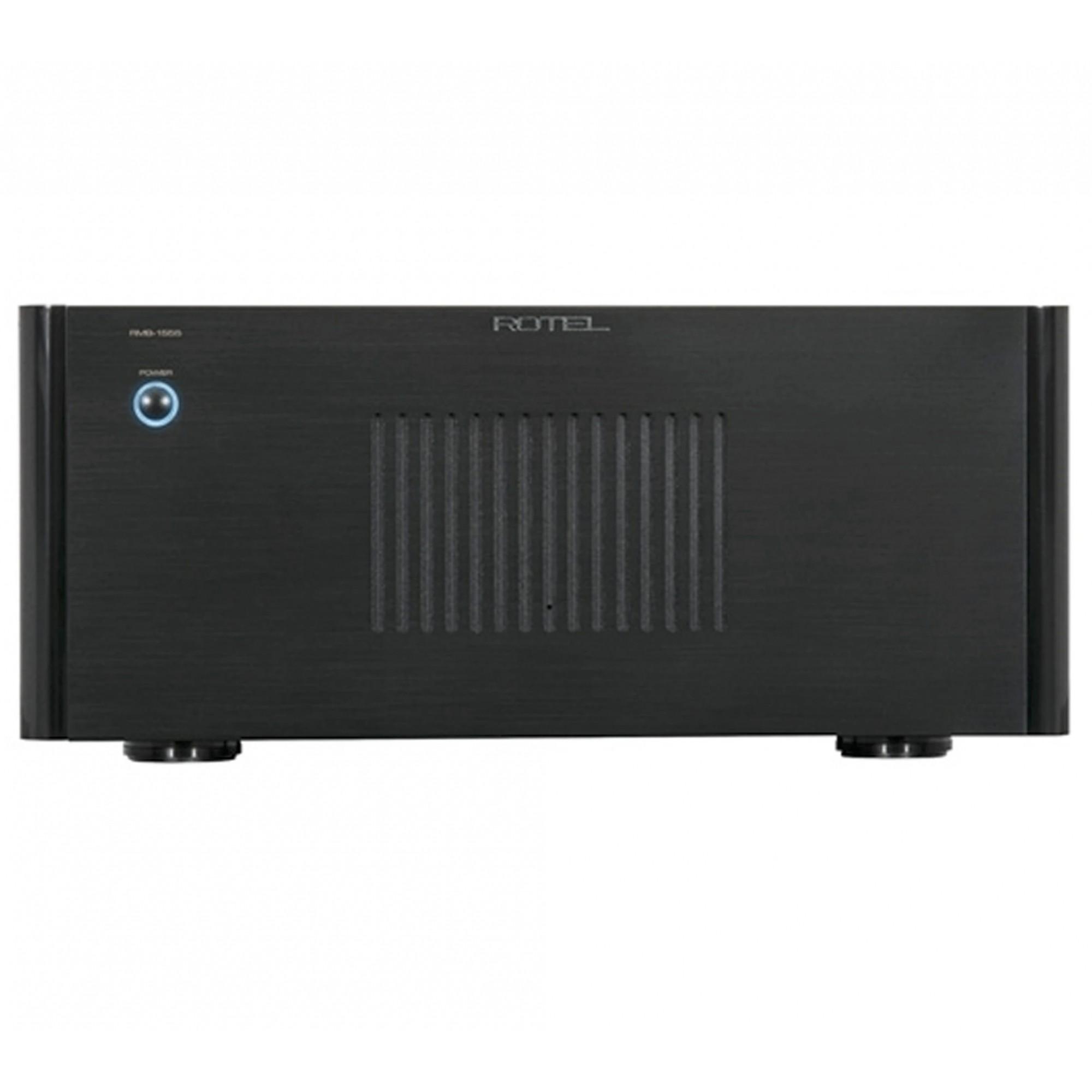 Rotel RMB-1555 Amplificador Home Theater 5 Canais 120W