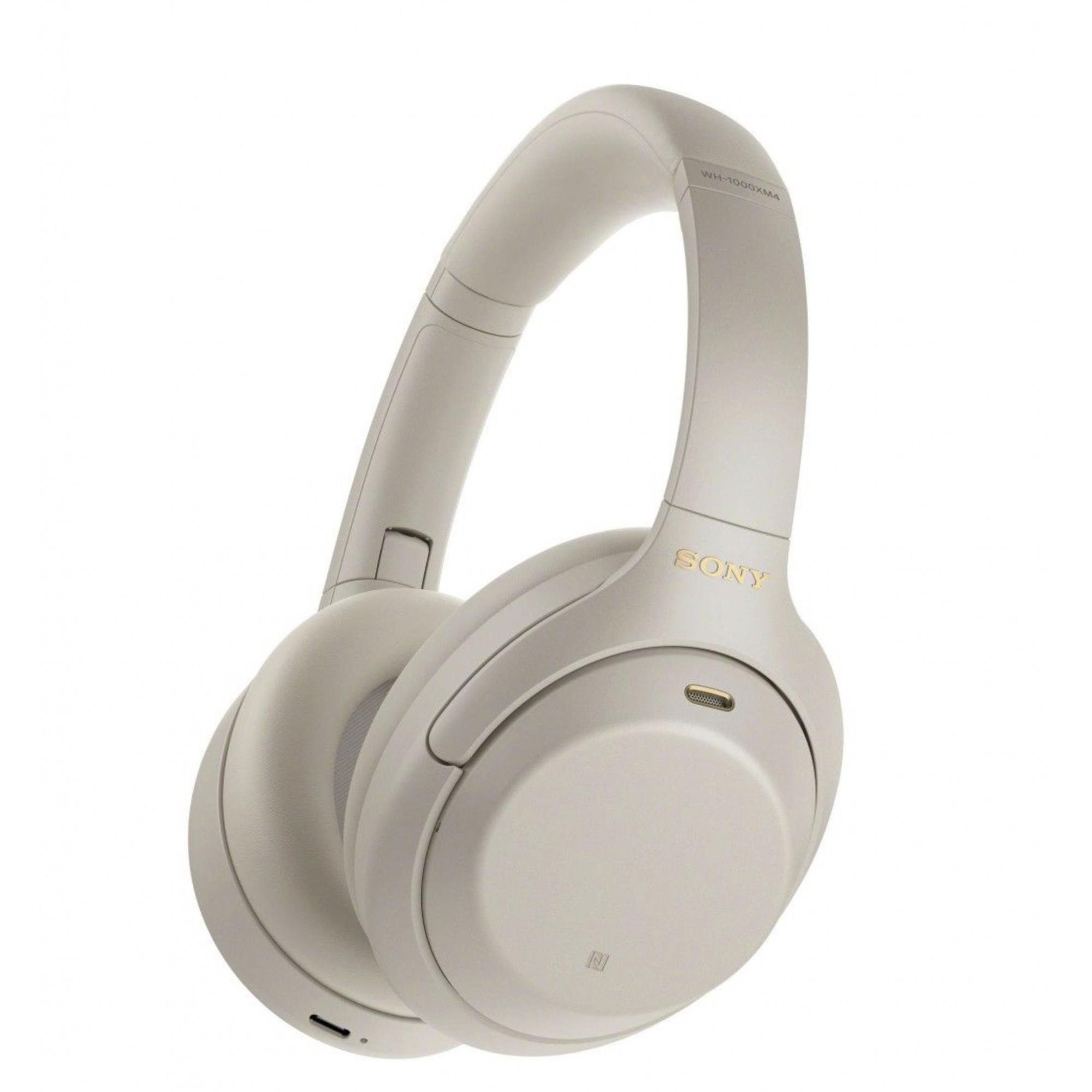 Sony WH-1000XM4 Bluetooth 5.0 e NFC Prata