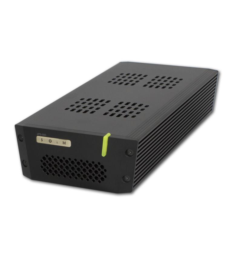 Sotm sPS-500 Fonte Para Audio Premium