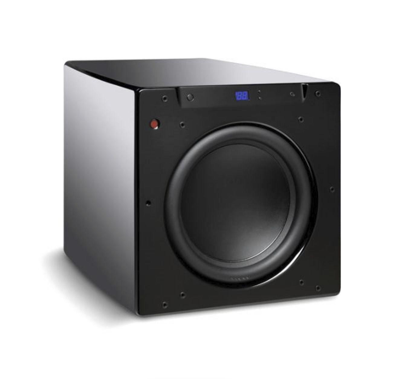Subwoofer Velodyne Acoustics Optimum 10 Gloss Black Lacquer 1200W RMS -110v