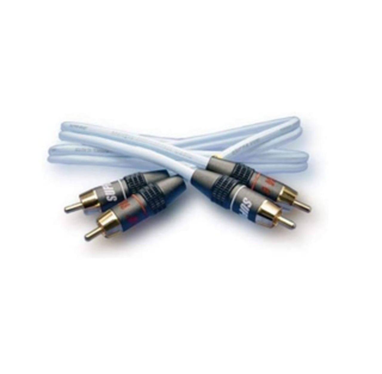 Supra Cables EFF-IX analogue interconnect - 2RCA-2RCA - 1m