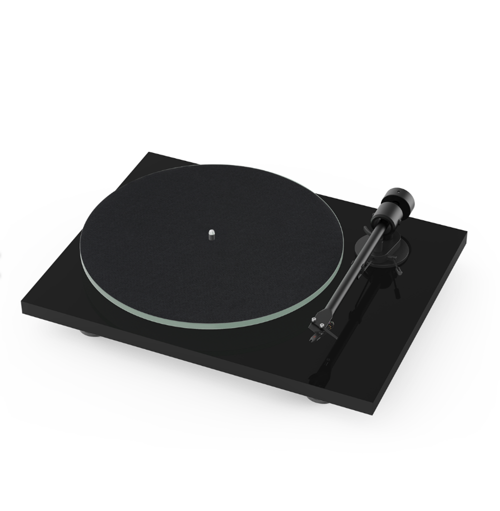 Toca-Discos Pro-Ject T1 BT - Ortofon OM 5E - Bluetooth