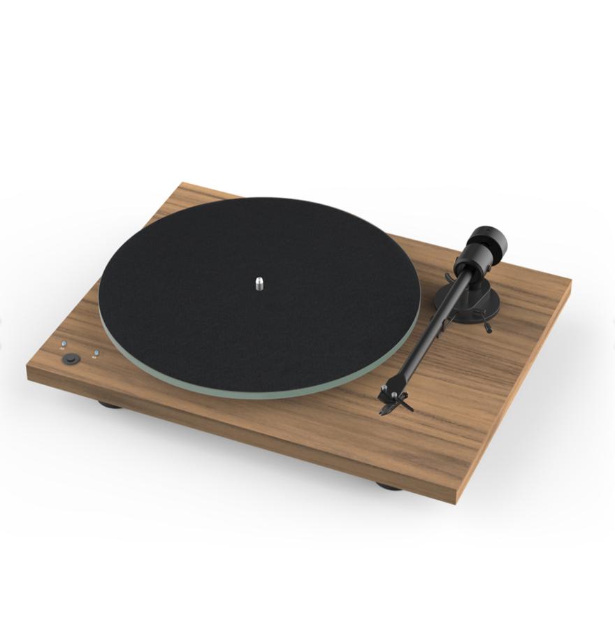 Toca discos Pro-Ject T1 Phono SB - Ortofon OM 5E - Made in Europa