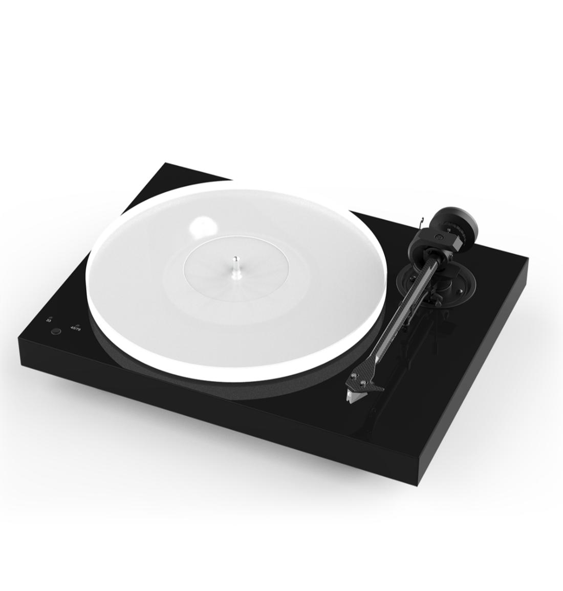 Toca-Discos Pro-Ject X1 - Pick it S2 MM ( Preto brilhante )