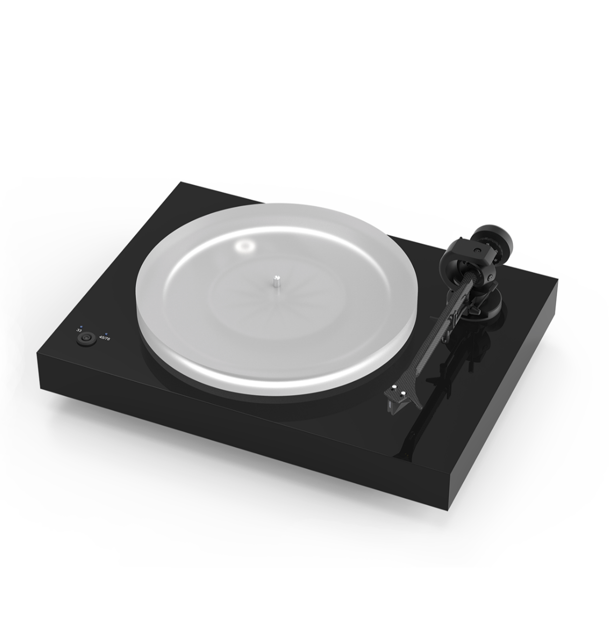Toca-Discos Pro-Ject X2 Pick it 2M-Silver Made In Europa