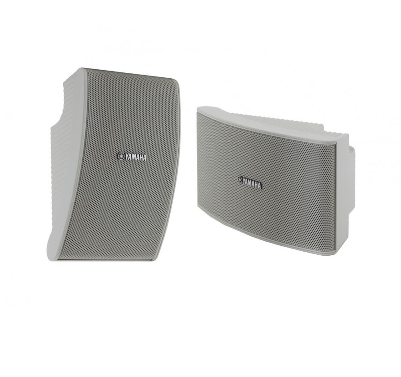 Yamaha NS-AW392 Caixa acústica externa para ar livre - Par - Branco