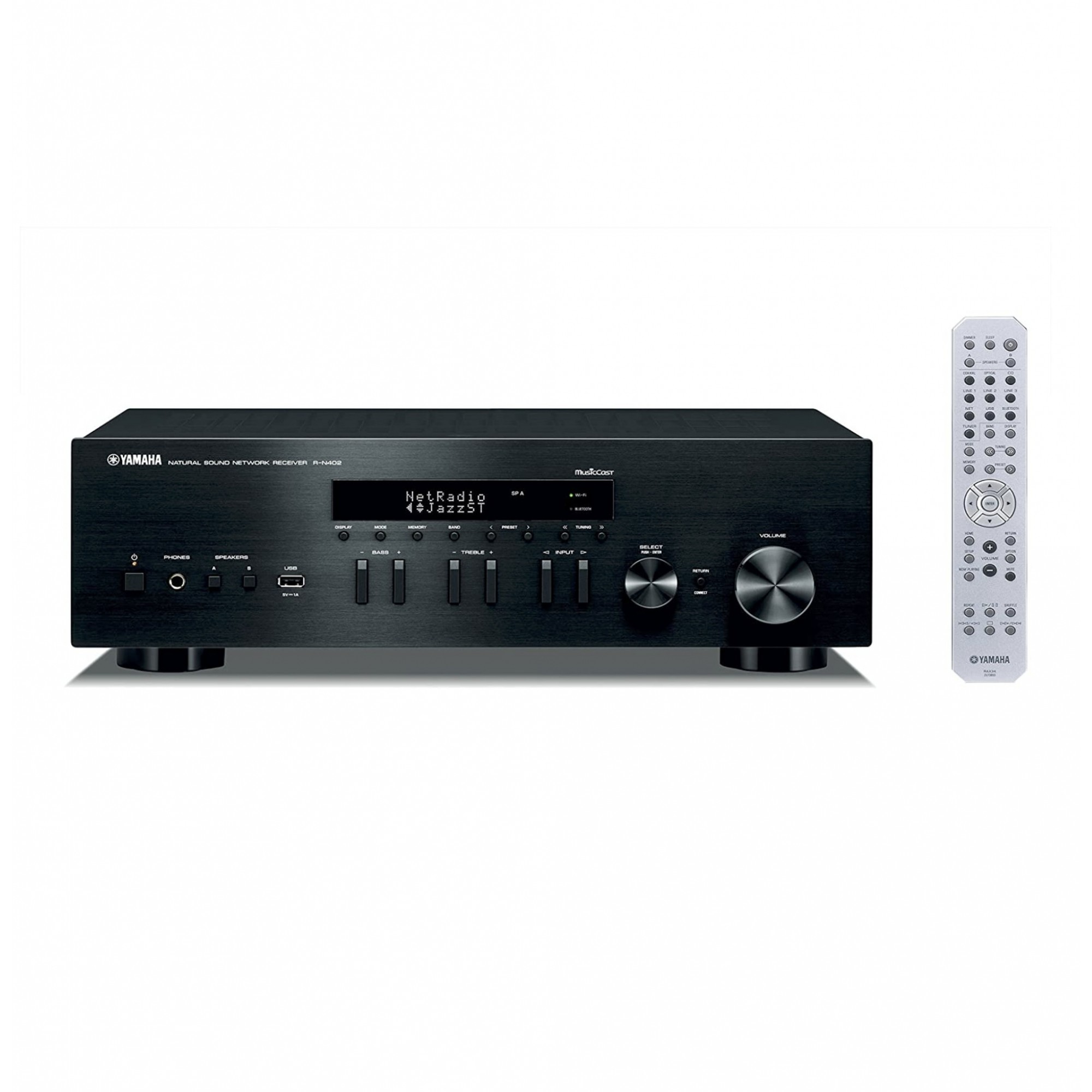 Yamaha R-n402 Musiccast Stereo Network Receiver ( black )