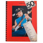 50 Hits for Easy Guitar (The Red book ) - 50 Hits para Guitarra Fácil (O livro vermelho) AM69774