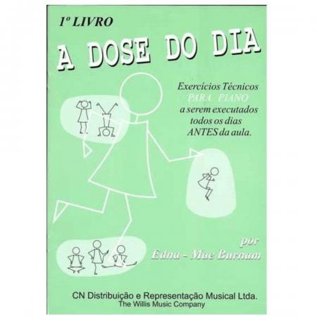 A Dose Do Dia - 1º Livro (Elementar) - Cn0003