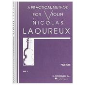 A Practical Method For Violin by Nicolas LAOUREUX Parte 2 - HL50326960