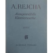 A. REJCHA Ausgewahlte Klavierwerke - Urtext - G. Henle Verlag - 254