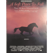 A Soft Place To Fall - From Touchstone Pictures - The Horse Whisperer PV98156